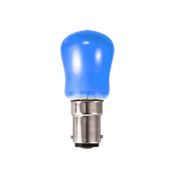 PYGMY 240V 15W BA15D BLUE