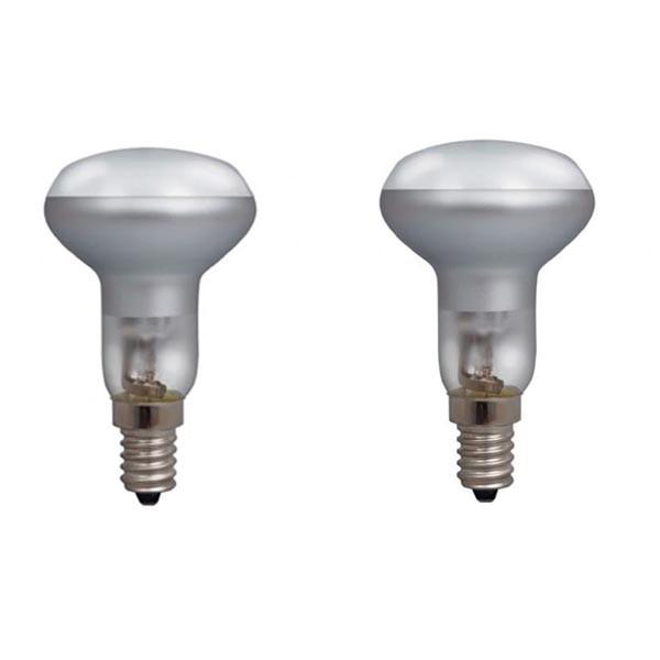 Reflector R39 Lava Lamp 240V 25W E14 2 Pack