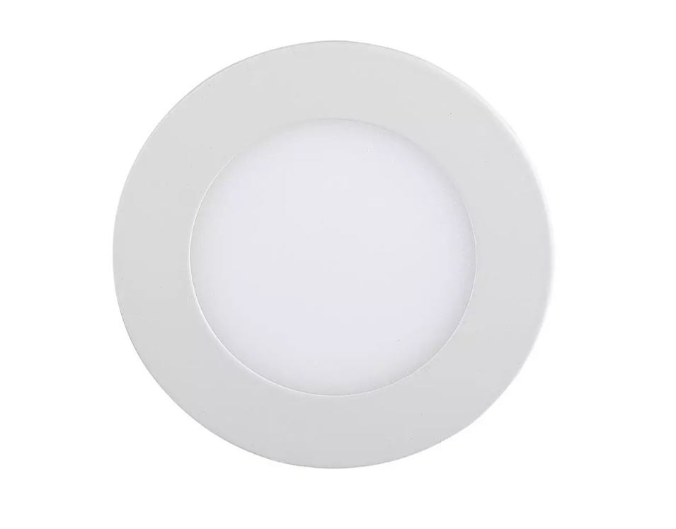 LED Commercial Downlight 18w 210mm cut out 6K