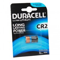 Duracell Battery Lithium Photo Battery CR2 x2