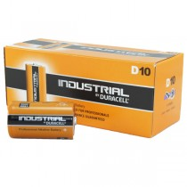 Duracell Industrial Battery D MN1300 10pk