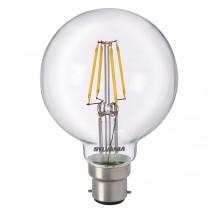 LED Filament Globe SYLVANIA Toledo 4w B22d