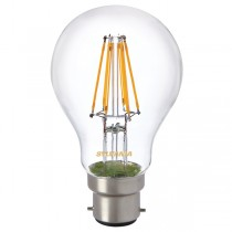 LED Filament Lightbulb SYLVANIA Toledo 5w BC