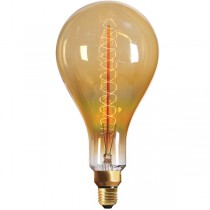Giant Spiral Filament Lightbulb 314mm 40W E27