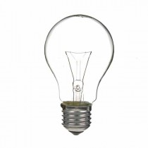 GLS Light Bulb 240V 15W E27 Clear