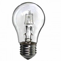 Low Energy Halogen Lightbulb GLS 240V 53W ES