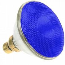 PAR 38 240V 80W BLUE