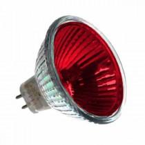 MR16 EXT 12V 50W GU5.3 14 DEG  RED