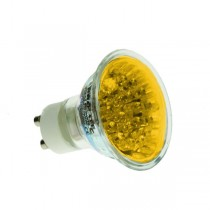 LED GU10 1.8W YELLOW