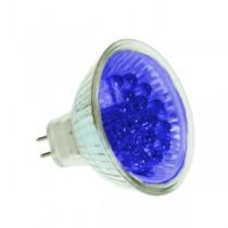 LED MR16 BULB GX5.3 BLUE 20 LED