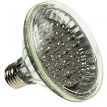 PAR30 LED SPOTLIGHT BULB E27 WHITE 24 LED