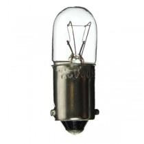 Panel Bulb 10X28MM 6V 1.8W 300MA BA9S