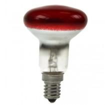 Reflector Spot R50 240V 25W E14 Red