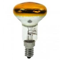 Reflector Spot R50 240V 25W E14 Yellow
