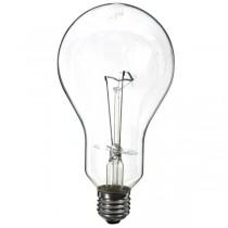 GLS Light Bulb 240V 300W E27 Clear