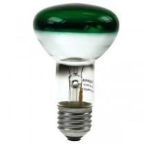 Reflector Spot R64 240V 40W E27 Green
