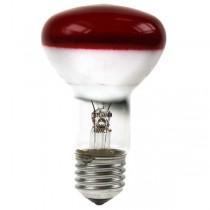 Reflector Spot R64 240V 40W E27 Red