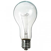 GLS Light Bulb 240V 500W E40 Clear