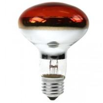 Reflector Spot R80 240V 60W E27 Amber