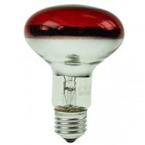 Reflector Spot R80 240V 60W E27 Red