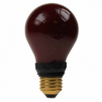 DARKROOM LAMP PF712B 15W B22D RED