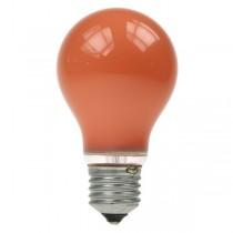 GLS Light Bulb 240V 25W E27 Amber