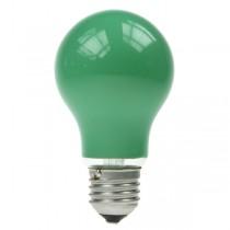 GLS Light Bulb 240V 15W E27 Green