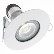 LED Downlight Fire Rated IP65 GU10 with lamp