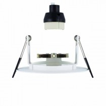 LED Downlight Fire Rated IP65 GU10 No Lamp