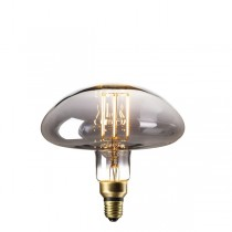 DECORATIVE LED MUSHROOM 6W E27 TITANIUM