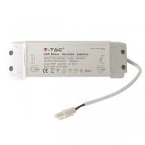 V-TAC LED DRIVER 6060 45W 600X600MM Panel
