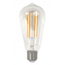 Calex LED Edison Bulb 4w E27 Clear Dimmable