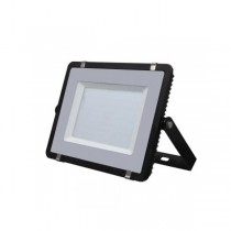200W SLIMLINE LED FLOODLIGHT 6500K BLACK