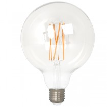 Calex LED Edison Globe 120mm 4w E27 Clear