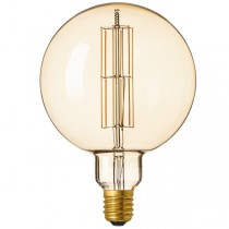 DECORATIVE LED MEGAGLOBE 11W E40 GOLD