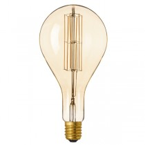 DECORATIVE LED GIANT BULB 11W E40 GOLD
