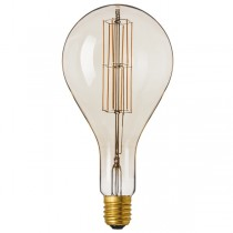 DECORATIVE LED GIANT BULB 11W E40 TITANIUM