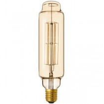 DECORATIVE LED TOWER 11W E40 GOLD DIMMABLE