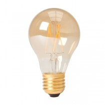 Vintage LED Lightbulb 6.5w E27 Gold