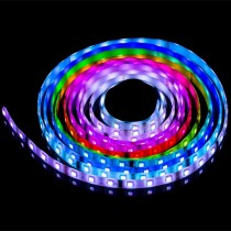V-TAC LED Flexible LED Strip Light RGB 5m