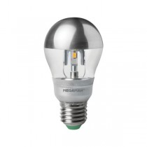 Megaman LED 5W Crown Silver Dimming E27