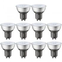 10 x Philips LEDspot MV D 3.5-35W GU10 830