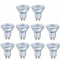 10 Pack Osram LED  Dim PAR16 5.5W GU10 930
