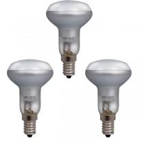 Reflector R39 Lava Lamp 240V 30W E14 3 Pack