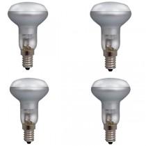 Reflector R39 Lava Lamp 240V 25W E14 4 Pack