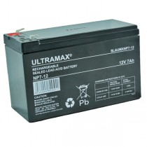 7Ah 12V UltraMax Lead Acid Battery NP7-12