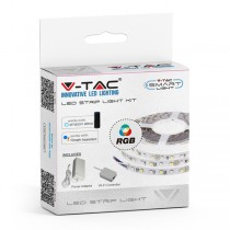 V-TAC Smart Flexible LED Strip Light RGB IP20