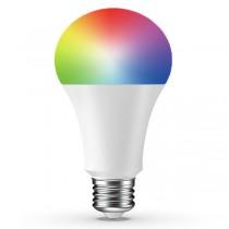 LED Smart LightBulb 9w E27 Warm White and RGB